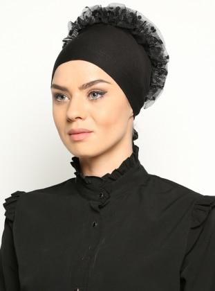 Penye Bone - Siyah - Bonecci
