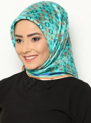 Silk Shawl - Karaca Esarp