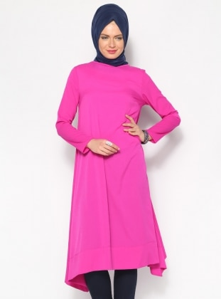 Long Tunic - Pink - Topless 133054