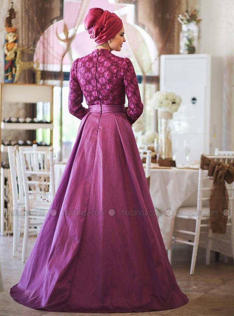 Rochie de seară, fashion, lungă, cu model floral