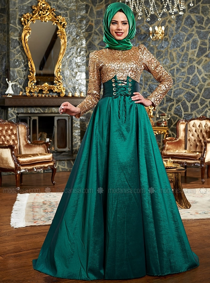 Delighted Islamic Prom Dresses Pictures Inspiration - Wedding Ideas ...
