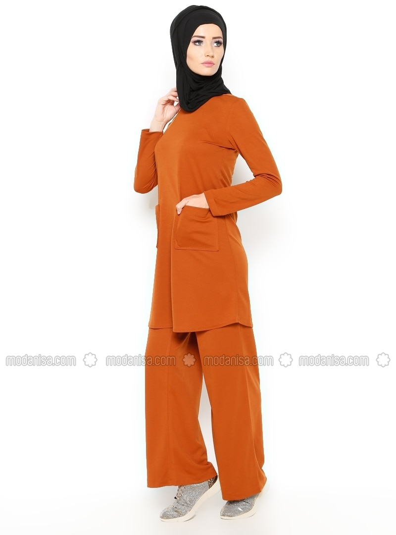 muslim suit models com tunic pants simple orange suits bwest