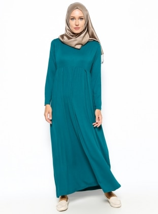 Dress - Petrol - Dadali 224023