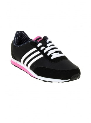 Style Racer W Shoes - Black - Adidas 232268