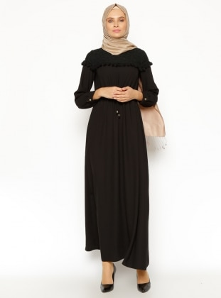 Dress - Black - Dadali 236479