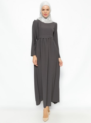 Dress - Gray - Dadali 236487