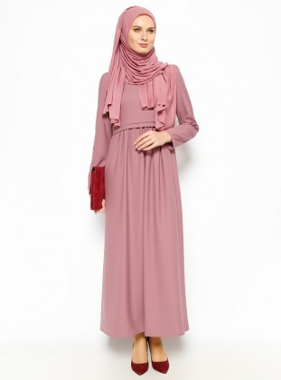 Dress - Pink - Dadali 239758
