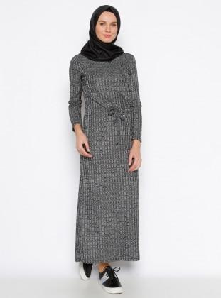 Dress - Black - Tuncay
