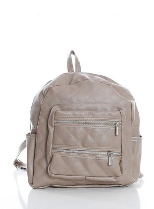 Çanta - Krem - Chicago Polo