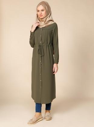 Tunic - Green - Puane 244865