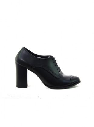 Shoes - Black - Ayakkabı Havuzu