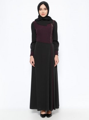 Dress - Black - Esswaap 251565