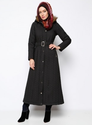 Coat - Black - CML Collection