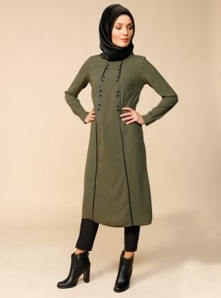 Tunic - Green - Puane 252864