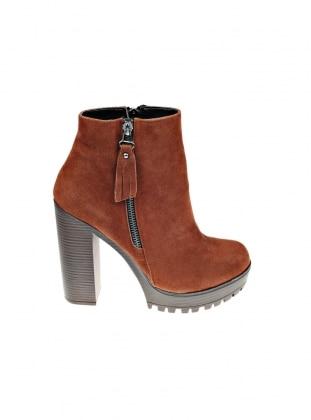 Boots - Tan - Zenneshoes