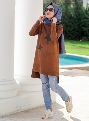 Tunic - Camel - Minel Ask 261426