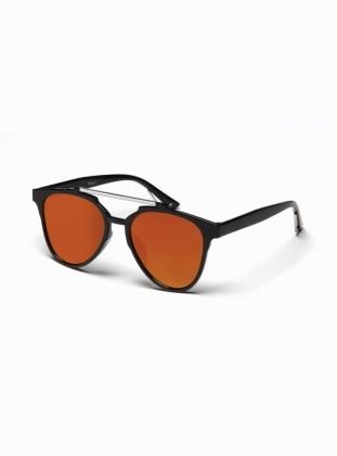 Güneş Gözlüğü - Siyah Turuncu Belletti