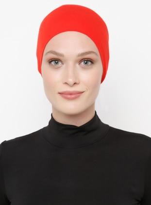 Simple - Maroon - Bonnet