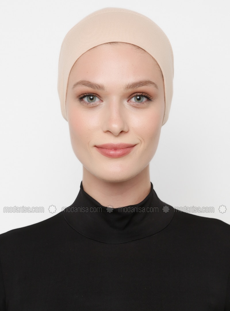 Simple - Beige - Bonnet