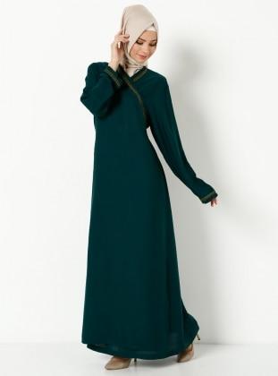 Prayer Dress - Green