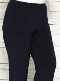 Classic Pants - Navy Blue - He&De