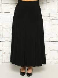 Classic Skirt - Black - He&De