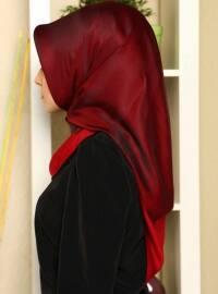 Solid Color Scarf - Black - Gulsoy