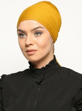 Lace up - Yellow - Bonnet