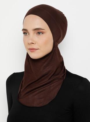 Simple - Brown - Bonnet