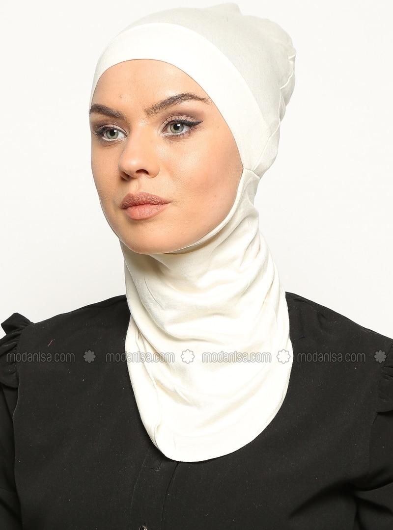 Simple - Ecru - Bonnet