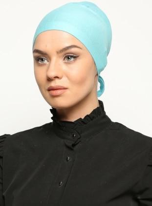 Bone connected a.turkuaz - Blue - Busra Anil