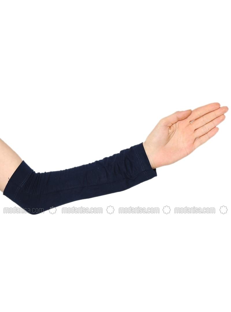 Arm Wear- Navy Blue - Busra Anil