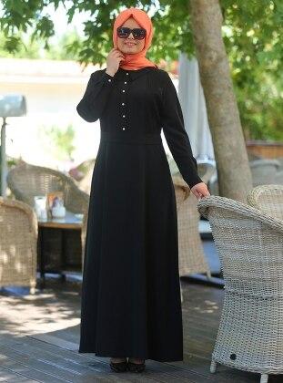 Milano Elbise - Siyah