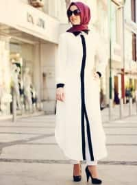 Style Tunic - Black - ULVIYE PORTAKAL