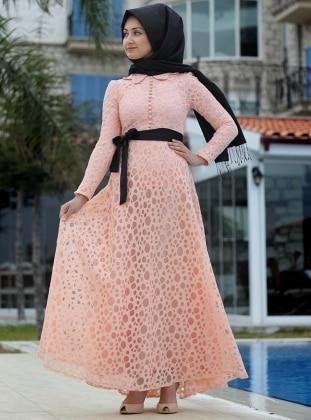 Romantic Dress - Minel Ask 111101
