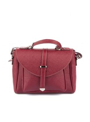 Bayan Çanta - Bordo - Housebags Ürün Resmi