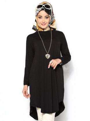 Basic Tunik - Siyah