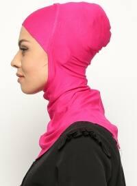 Purple - Simple - Bonnet