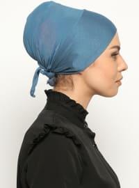 Petrol - Lace up - Bonnet