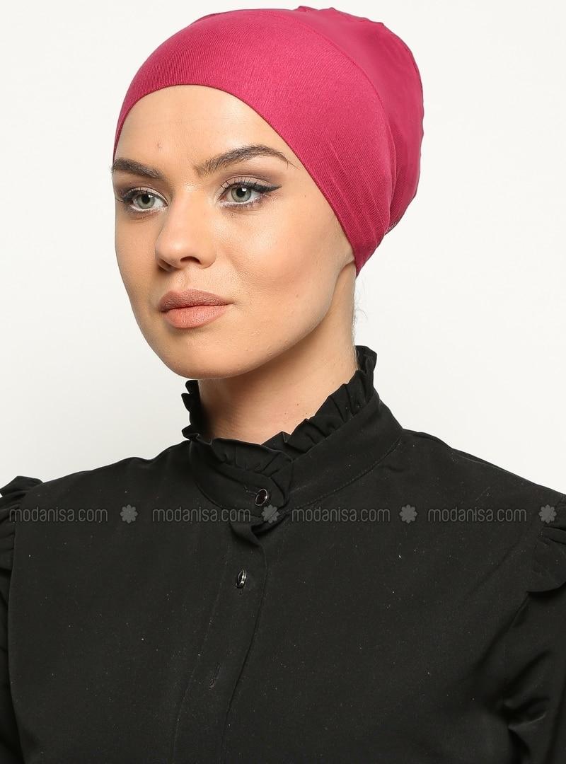 Purple - Lace up - Bonnet