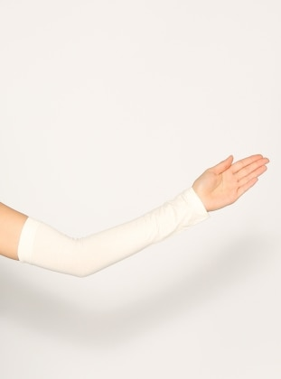 Ecru - Sleeve Cover - Ecardin
