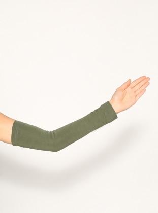 Khaki - Sleeve Cover