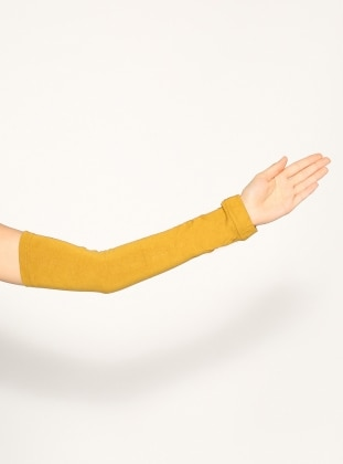 Yellow - Sleeve Cover