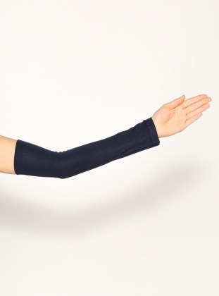 Navy Blue - Sleeve Cover - Ecardin
