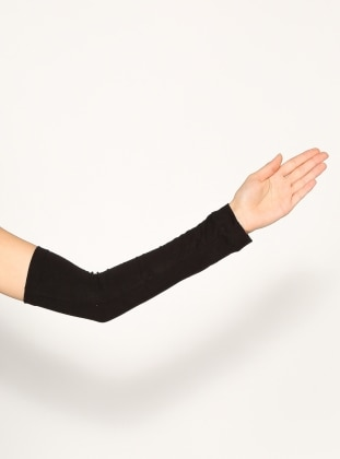 Black - Sleeve Cover -sleeves - Ecardin