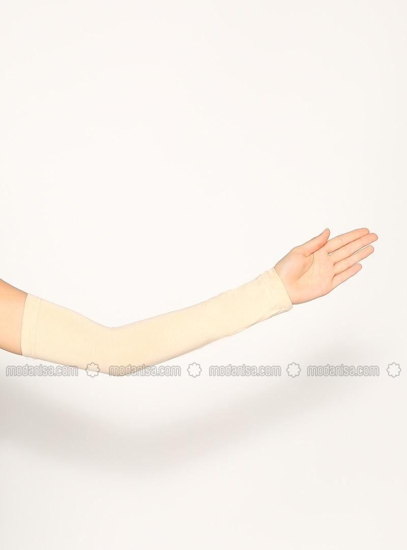 Beige - Sleeve Cover
