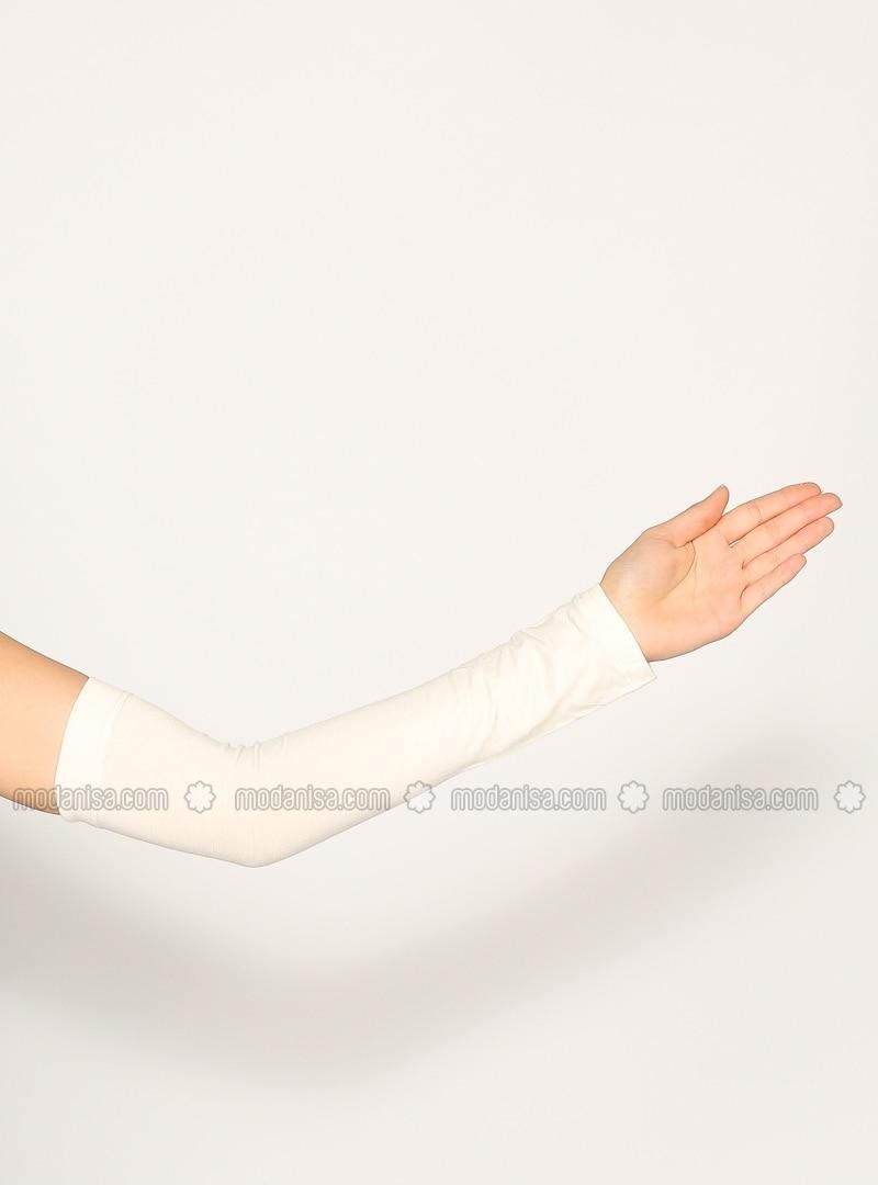 Ecru - Sleeve Cover