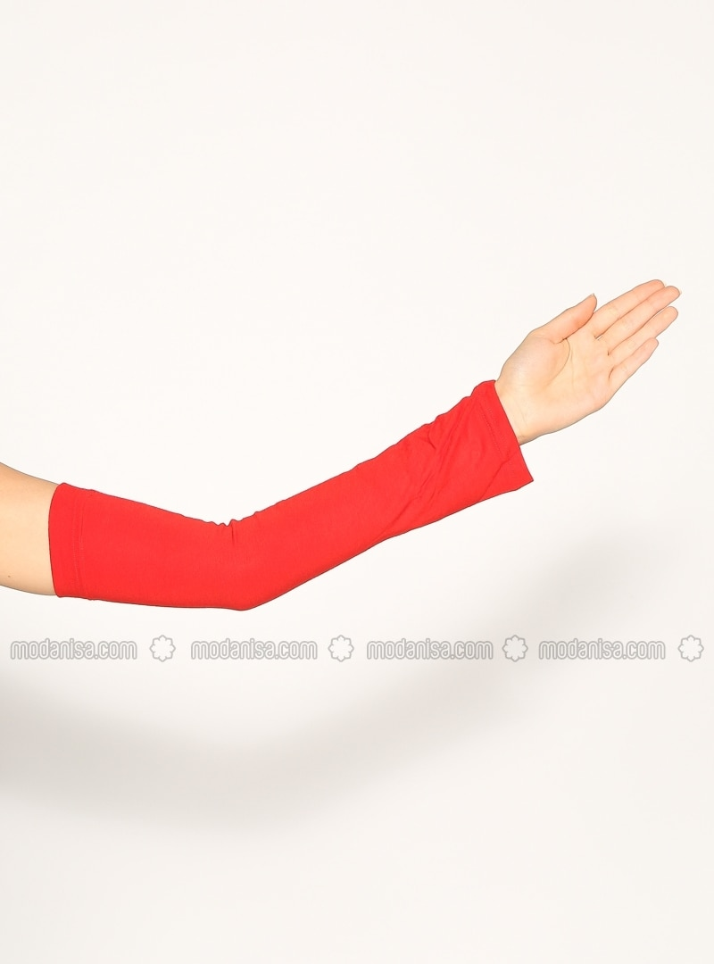 Red - Sleeve Cover