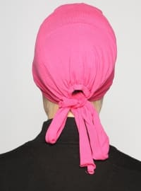 Pink - Instant Scarf