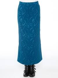 Petrol - Unlined - Skirt